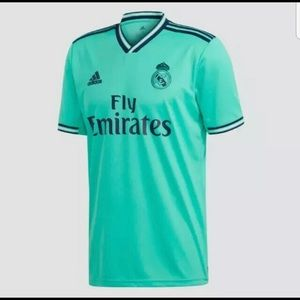 Adidas Real Madrid 19-20 Third Jersey Size Small